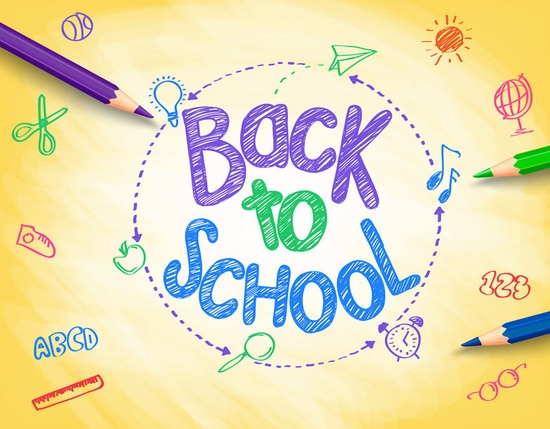 Back to school 2020 - 2021